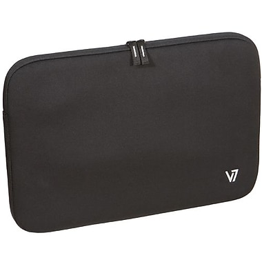 V7® CSV3-9N 10.2in. Notebook Vantage Sleeve, Black