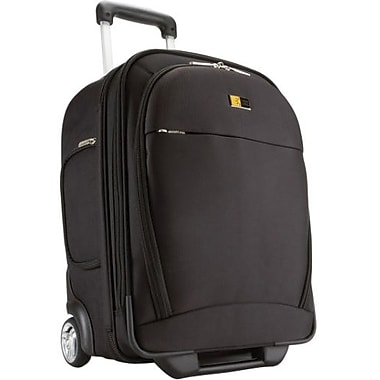 Case Logic® LLR-218 Light Weight Upright Roller Travel/Luggage Case For 15 - 16in. Laptop, Black