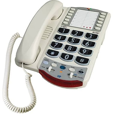 Clarity® XL40D Corded Telephone