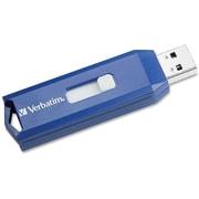 Verbatim® 97275 USB 2.0 Blue Flash Drive, 16GB