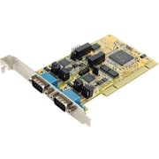 StarTech PCI2S232485I 2 Port PCI Standard Profile Serial Adapter Card