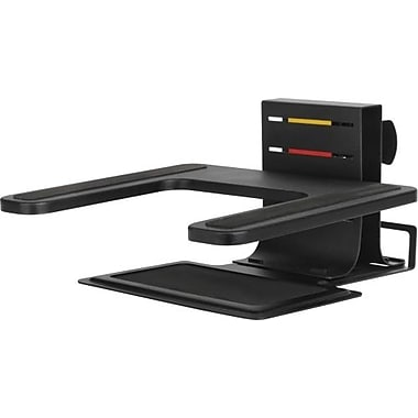Kensington® Insight Adjustable Notebook Stand For Kensington Docking Station, Black