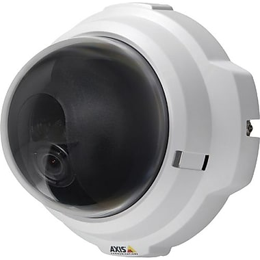 AXIS® M3203-V Fixed Dome Surveillance/Network Camera, 1/4in. Progressive Scan RGB CMOS