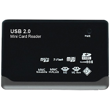 Gear Head™ CR4200 USB 2.0 23-in-1 Card Reader