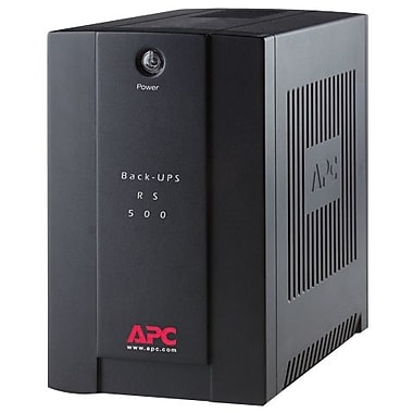 APC® BR500CI AS Line Interactive 500 VA Tower Back UPS