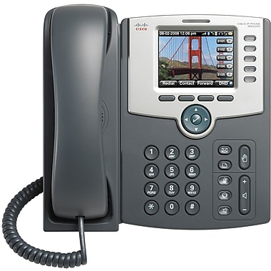 Cisco® SPA525G2 5-Line IP Phone