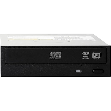 HP® 624192-B21 Half-Height SATA DVD RW JackBlack Optical Drive