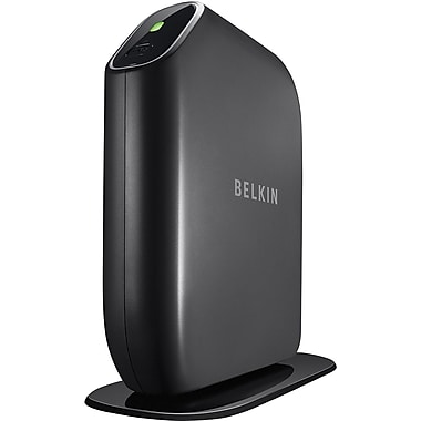 Belkin® F7D8302 Play N600 Wireless Router, 2.4GHz + 5GHz