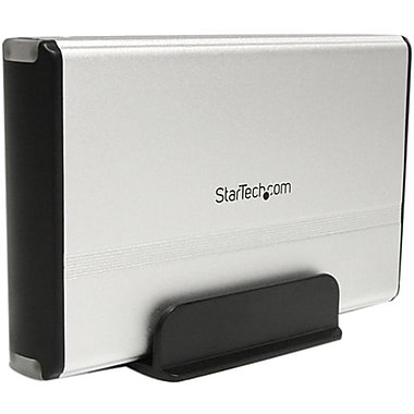 Startech.Com® SAT3510U3V 3 1/2in. SuperSpeed SATA Hard Drive Enclosure