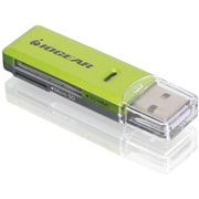 Iogear® GFR204SD SD/Micro SD/MMC Card Reader/Writer