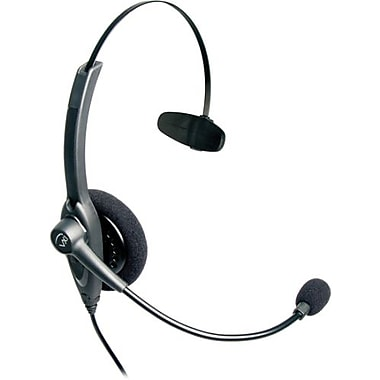 Vxi 201814 Monaural Headset With Quick Disconnect