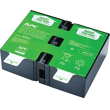 APC® APCRBC124 Replacement Battery Cartridge