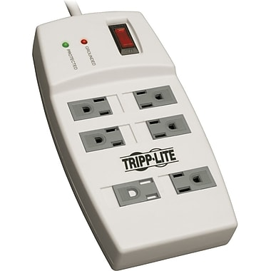 Tripp Lite Protect it!® 6-Outlet 540 Joule Surge Suppressor With 4' Cord