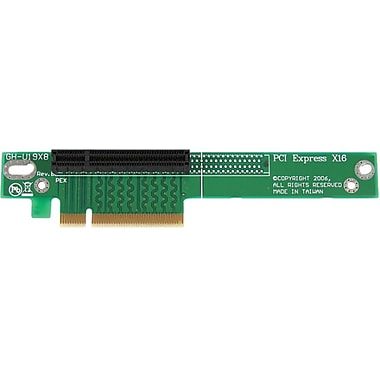 Startech.com® PEX8RISER PCI Express Riser Card With Left Slot Adapter For 1U Servers