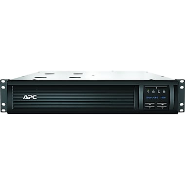 APC® SMT1500RM2U Line Interactive 1.5 kVA Rack Mountable Smart UPS