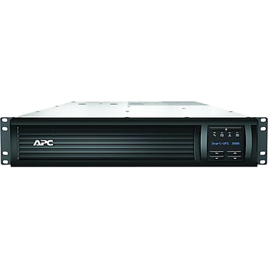 APC® SMT3000RM2U Line Interactive 3 kVA Rack Mountable Smart UPS