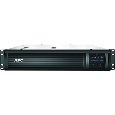 APC® SMT750RM2U Line Interactive 750 VA Rack Mountable Smart UPS