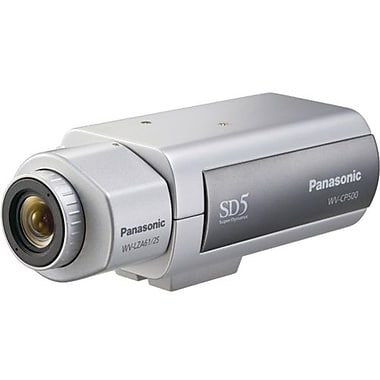 Panasonic® WVSW172 Surveillance/Network Camera, 1/3in. CCD