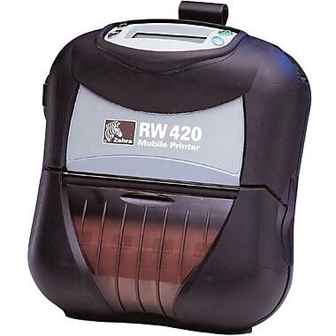 Zebra® Technologies® RW420 203 Dpi 76 mm/sec Direct Thermal Printer