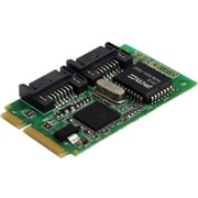 Startech.com® 2 Port SATA II Controller Card(MPEXSATA22I)