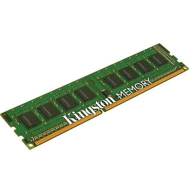 Kingston® KTH-PL3138/4G DDR3 SDRAM (240-Pin DIMM) Memory Module, 4GB
