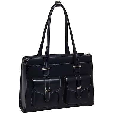 McKlein® Alexis W Series 15.4in. Ladies' Briefcase, Black