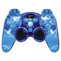 DreamGEAR® PS3 Lava Glow Wireless Controller, Blue