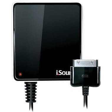 i.Sound® 2146 USB Wall Charger For iPad, iPhone and iPod