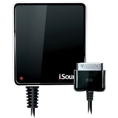 i.Sound® 2124 AC Adapter For iPhone and iPod