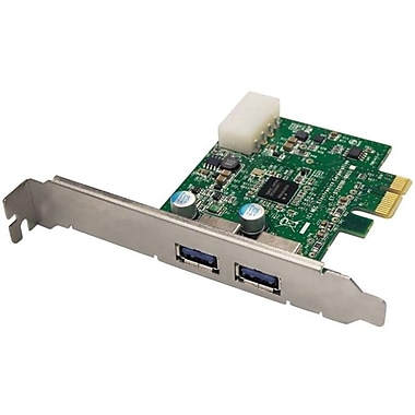 MicroNet PCI-e-USB3.0 2 Port PCI Express USB Adapter