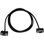 QVS® CC320M1 Hi Perforated Ultra Thin VGA/QXGA Video Cable, 15'(L)