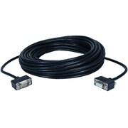 QVS® CC320M1 Hi Perforated Ultra Thin VGA/QXGA Video Cable, 35'(L)