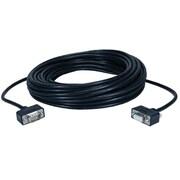 QVS® CC320M1 Hi Perforated Ultra Thin VGA/QXGA Video Cable, 75'(L)