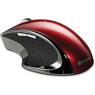 Verbatim® 97592 Wireless Desktop Optical Mouse