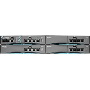 Juniper® MAG Remote Access Server For Up to 40, 000 Concurrent SSL VPN Users