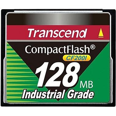 Transcend® CF200I CompactFlash Memory Card, 128MB