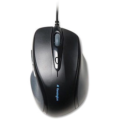 Kensington® K72369US USB Wired Optical Mouse