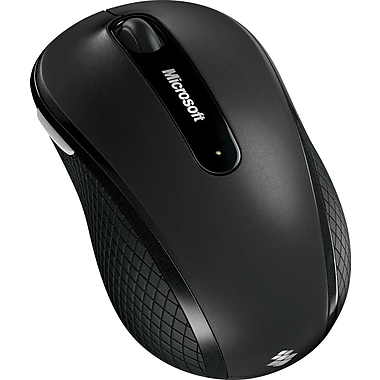 Microsoft® 4000 Wireless Mobile Mouse For Business