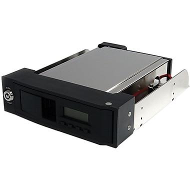 Startech.Com® HSB110SATBK Trayless Hot Swap Mobile Rack For 3 1/2in. SATA Hard Drive