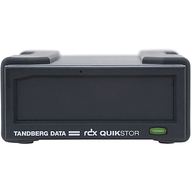Tandberg Data RDX® QuikStor™ SATA 3 1/2in. External Hard Drive Dock (8667-RDX)