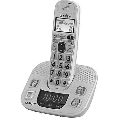 Clarity® D722 Cordless Phone, 100 Name/Number