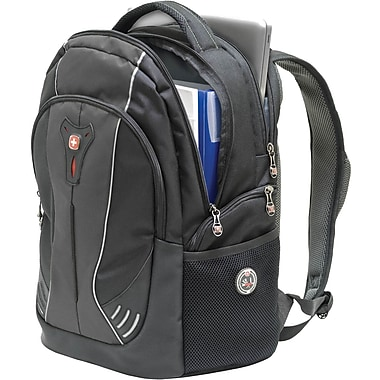 Wenger® JUPITER GA-7371-02F00 16in. Computer Backpack, Black