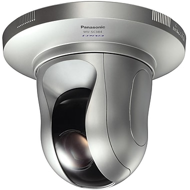 Panasonic® WVSC384 Surveillance/Network Camera, 1/3in. MOS