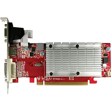 Diamond Multimedia 6450PE31GSB Radeon HD 6450 GPU Graphic Card With AMD Chipset, 1GB GDDR3 SDRAM