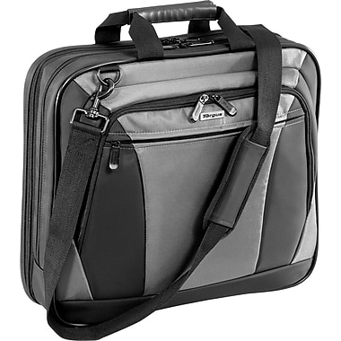 Targus® CityLite CVR400 15in. Laptop Case, Black/Gray