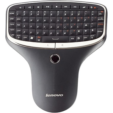 Lenovo® N5902A Enhanced Multimedia Remote With Backlit Keyboard