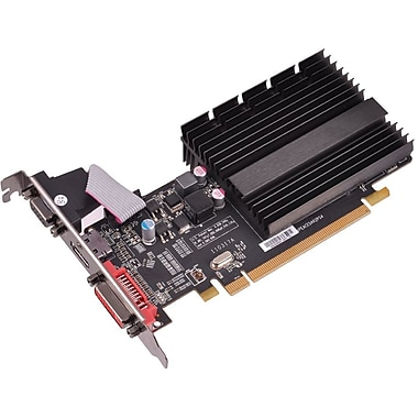 XFX HD-545X-YQH2 Radeon HD 5450 GPU Graphic Card With AMD Radeon Chipset, 512MB DDR3 SDRAM