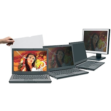 V7® PS19.0WA2-2N 10.12in.(W) Privacy Screen Filter For 19in. Notebooks and Desktop Monitors