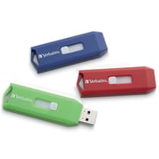 Verbatim® Store 'n' Go® 97002 USB 2.0 Flash Drive, 4GB