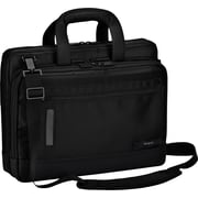 Targus® TTL414US 14 Revolution Checkpoint-Friendly Topload Laptop Case, Black